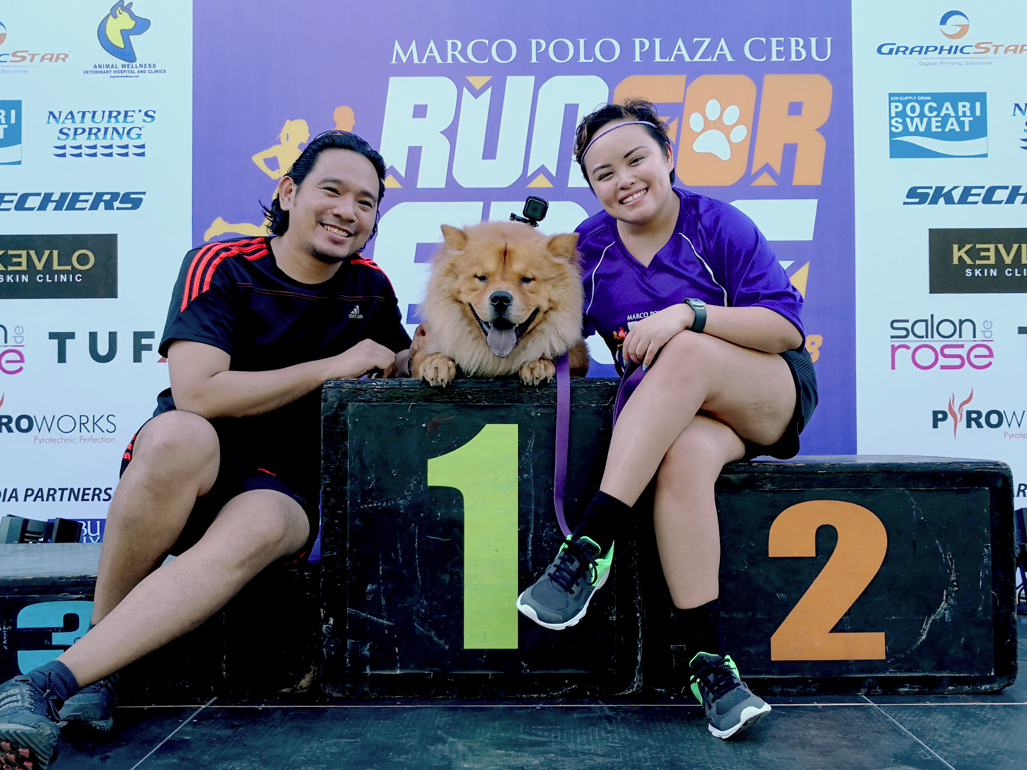 This Fun is Run: Run for ERUF 2018