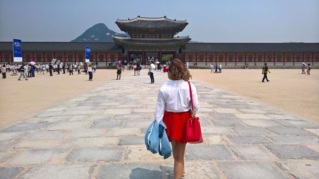 Travel: South Korea