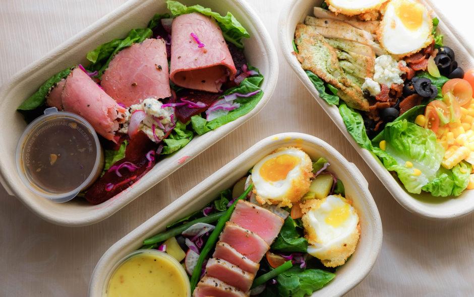 MIXT Salad Bar: Toss It Up!